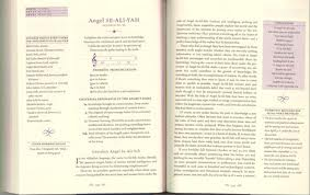 Reference Book Angel Signs