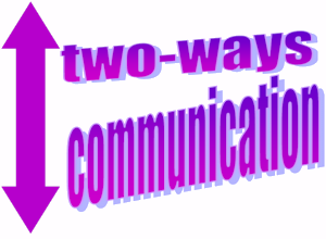 communication two ways with guardian angels